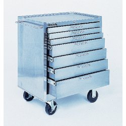 Kennedy - 28087 - Stainless Steel Roller Cabinets Cabinet with Tubular Lock and Key Set (Each)