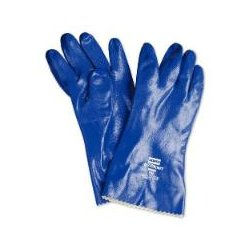 Honeywell - NK803/7 - Nitri-Knit Supported Nitrile Gloves, Honeywell Safety (Pack of 12)