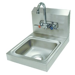 Advance Tabco - K-242 - Service Faucet Mop Hanger Advance Tapco 2 1/2 In Lx5/8 In D, Ea