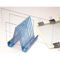 Bel-Art - 135950000 - Rack, Drying, Gel Plate, Electrophoresis