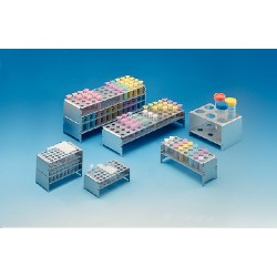 Bel-art - 800180123 - Microcentrifuse Rack.alum.48pl (each)