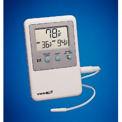VWR - 61161-336-EACH - VWR Traceable High/Low Memory Alarm Thermometer (Each)