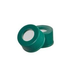 Chemglass - CG-4910-15 - Cap, 13-425mm, Screw On, Narrow, Green, PK100