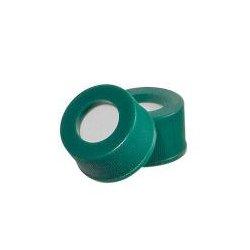 Chemglass - CG-4910-16 - Cap, 15-425mm, Screw On, Narrow, Green, PK100
