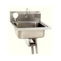 Eagle Group - W1916 - Sink Lavatry Wall Mnt/kneevalv (each)