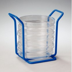 Bel-Art - 189790006 - RACK POXYGRID WIRE PETRI DISH (Each)