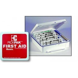 Pick International - 24pwac2-each - First Aid Advanced Kit (each)