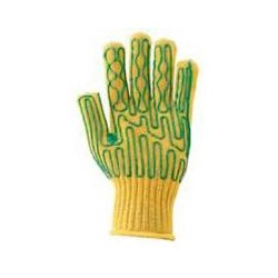 Wells Lamont - 134500 - Golden Grip Gloves with Attached 10 Armguard Left Hand (Each)