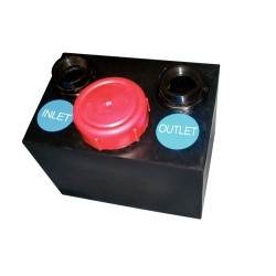 Scientific Plastics - W32501-150 - TANK 1-1/2 GALLON SQRE DILLUT. (Each)
