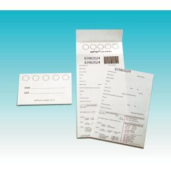 Whatman / GE Healthcare - 10548232 - BAGS PLAST ZIP LCK 4X6IN PK100 (Pack of 100)