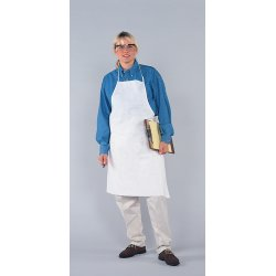 """Kimberly-Clark - 97790 - Kimberly-Clark Professional* One Size Fits All Yellow 44"""" KleenGuard* 1.5 mil Polypropylene A70 Chemical Spray Protection Apron"""