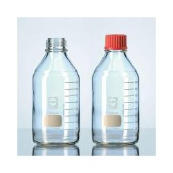 Ace Glass - 5539-122 - 1L PLAS COATED LAB BOTTLE (Case of 10)