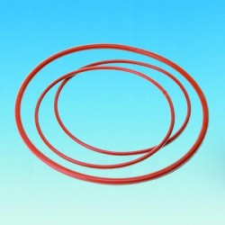 Ace Glass - 7855-204 - -008 O-RINGS SILICONE PK12 (Pack of 12)