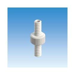 Ace Glass - 12780-04 - 1/4-28 MALE PTFE NIPPLE (Each)