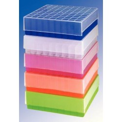 Argos Technologies - R3118-PACKOF5 - BOX FREEZER 81 PL PP BLUE PK5 (Pack of 5)