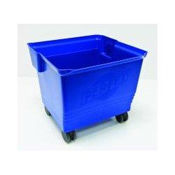 Perfex - 30-36b - 36 Liter Bucket(r, W, B), With 3 Casters (1 W/brake)(b)