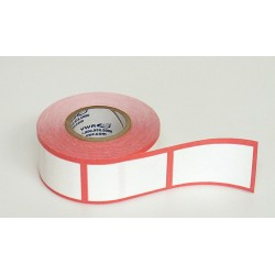 Vwr - 89098-108-caseof1 - Vwr Tape Red Border1.5x500in (case Of 1)