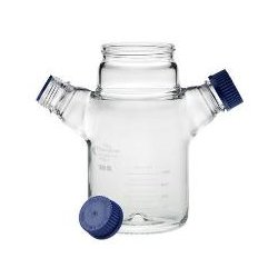 Chemglass - Cls-1401-100 - Flask Spinner Dimpl Btm 100ml (each)