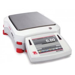 Ohaus - EX2202 - Ohaus EX2202 Explorer Toploading Balance, 2200g x 0.01g, with Internal Calibration