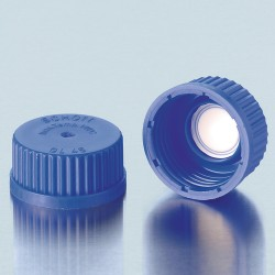 Ace Glass - 7629-32 - CAP GL32 PP PTFE MEMBRANE CS5 (Case of 5)