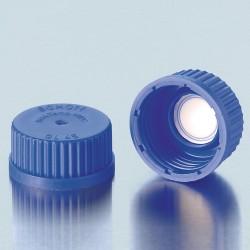 Ace Glass - 7629-45 - CAP GL45 PP PTFE MEMBRANE CS5 (Case of 5)