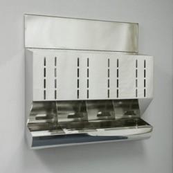 Bandy - Disp11008 - Garment Disp Ss 3 Comprt (each)