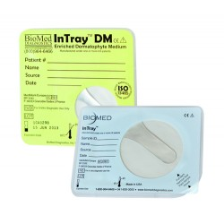 Biomed Diagnostics - 18-1001 - InTray Media, BioMed InTray SDA+PVG antibiotics, 20-pk (Pack of 20)