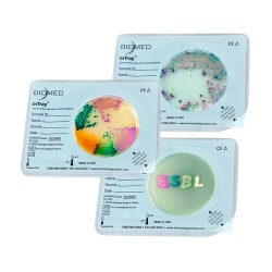 Biomed Diagnostics - OCT-11 - TRAY PLASTIC PK 20 (Pack of 20)