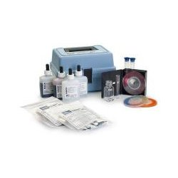 Hach - 223002 - Chlorine, Hardness, Iron, and pH Test Kit, Model CN-39WR