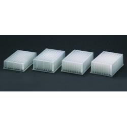 VWR - 89237-504-PACKOF10 - VWR 96-Well Polypropylene Plates Shallow Well Microplate (Pack of 10)