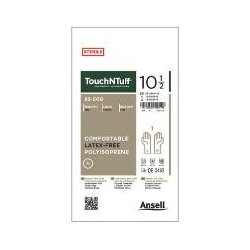 Ansell-Edmont - 112442 - GLOVES TOUCH N'TUFF 83-500 5.5 (Case of 200)