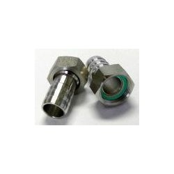 Julabo - 8890043 - Adapter G3/4in Fem To Barbed Fitting Pk2 (pack Of 2)