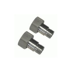 Julabo - 8890052 - ADAPTER M24X1.5 FEMALE-M16X1 MALE PK2 (Pack of 2)