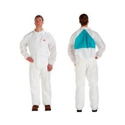 3m - 4520cs-blk-xl - Coverall Disp 4520 Xl Cs25 (case Of 25)