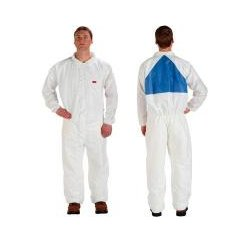 3M - 4540+CS-BLK-L - COVERALL DISP 4540+ L CS25 (Case of 25)
