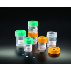 Simport Plastics - C566-120Y - URINE CONTAINER 120ML NS TAMP RESI CS300 (Case of 300)