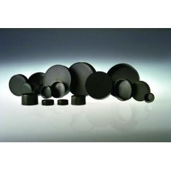 Berlin Packaging - CAP-00378 - CAP 38-430 PP BLK LNRLS CS1000 CAP 38-430 PP BLK LNRLS CS1000 (Case of 1, 200)