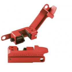 National Marker - 491b - Lockout F/tall And Wide Toggle. (each)