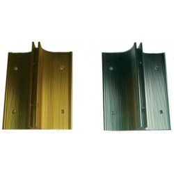 National Marker - 711-603 - WALL BRACKET GOLD 3IN. (Each)