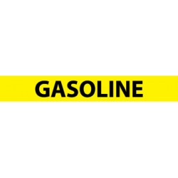 National Marker - A1117Y - PIPEMARKER GASOLINE PK25 (Pack of 25)