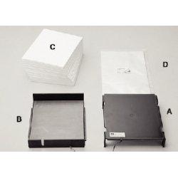 GE (General Electric) - 80-1106-19 - EL PAPER NOVA 200X250MM PK500 (Pack of 500)