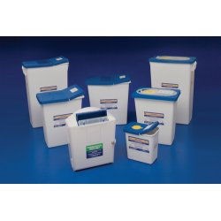 Covidien - 8871 - 18 GALLON PHARMA/SAFETY CS5 (Case of 5)