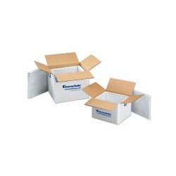 Sonoco ThermoSafe - 07VIP-UPS - VIP SHIPPER .07CUFT CS36 (Case of 36)