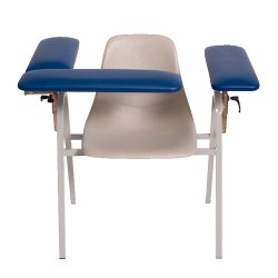 Med-care - 12cptdove - Chair Upholst Arms Mld Tl Dv (each)