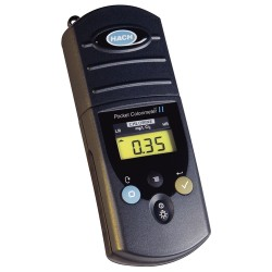 Hach - 2106069 - Hach 21060-69 Colorimeter Test Kit , PHosPHorus (Usepa), 0 to 2.5 ppm, 100/Kit