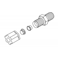 PerkinElmer - 7150015 - HOLDER MPLC 22CM (Each)