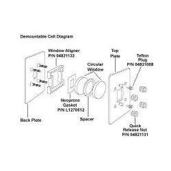 PerkinElmer - 3190265 - KIT PLATINUM STIRRUP PK4 (Pack of 4)