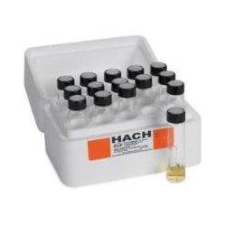 Hach - 2217515 - Lauryl Tryptose w/MUG Broth Tubes, Single Strength, pk/15