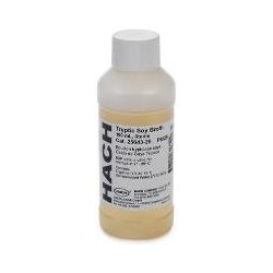 Hach - 2564325 - BROTH TRYPTC SOY 100ML PK/25 (Pack of 25)