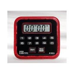 Sper Scientific - 810024R - COUNT UP/DOWN TIMER 99 MIN. (Each)
